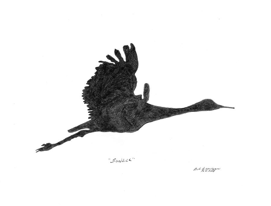 crane drawing pencil drawing of a japanese crane crane drawing crane drawing