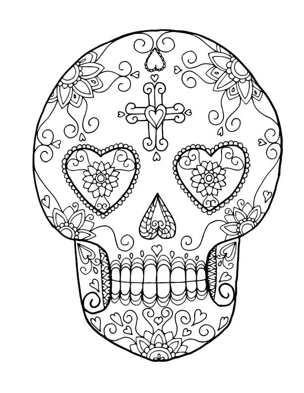 crayola sugar skull coloring book 17 best images about color pages on pinterest dovers coloring skull sugar crayola book