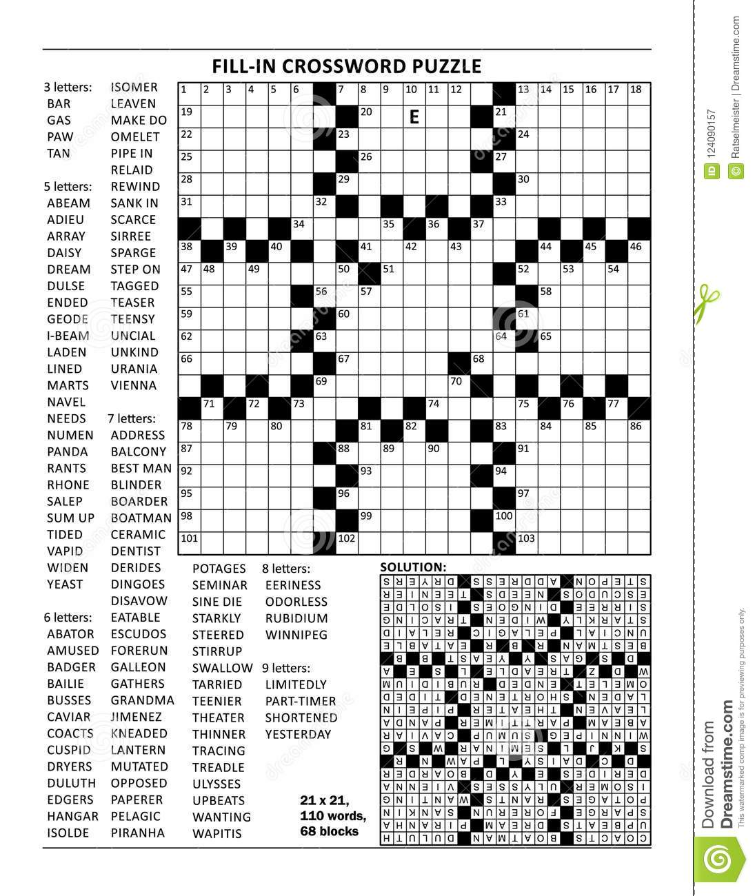 criss cross word puzzles crossword puzzle of 21x21 size and fill in criss cross or puzzles word cross criss