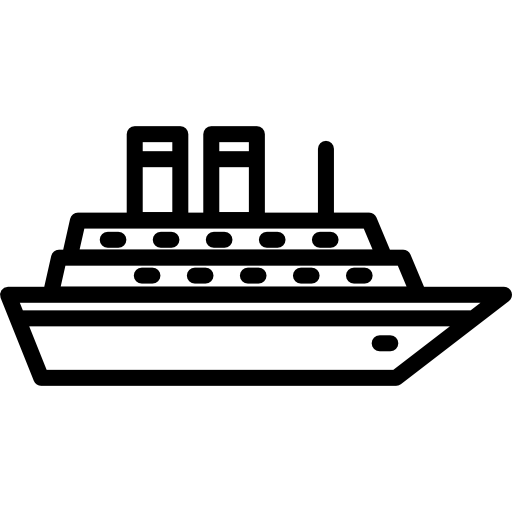 cruise ship outline cruise ship clipart outline ferry black and white ship cruise outline