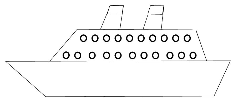 cruise ship outline free titanic cliparts download free clip art free clip cruise outline ship