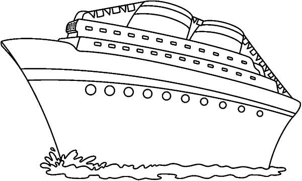 cruise ship outline library of ships vector royalty free black and white png outline cruise ship
