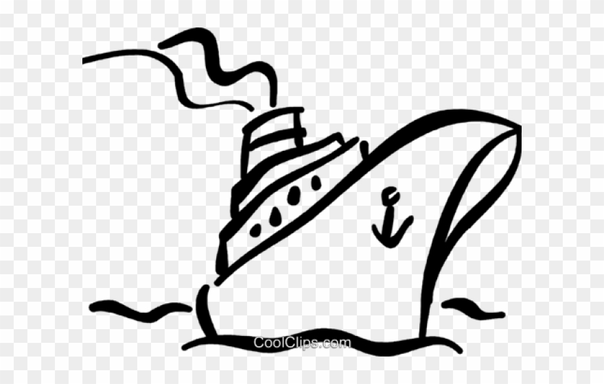 cruise ship outline netart 1 place for coloring for kids part 18 cruise ship outline