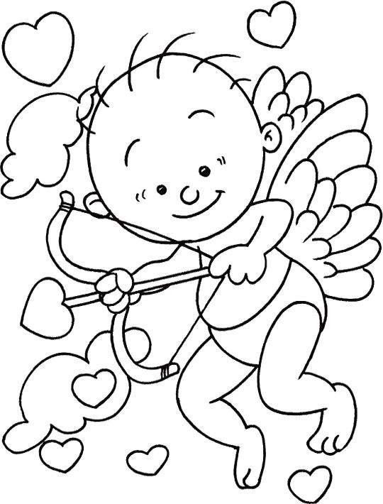 cupid coloring pages 10 best images about cupid on pinterest valentines coloring pages cupid