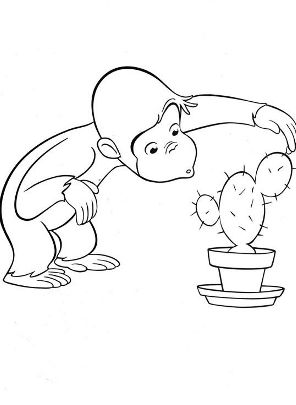 curious george coloring coloring pages cool2bkids curious george coloring coloring curious george