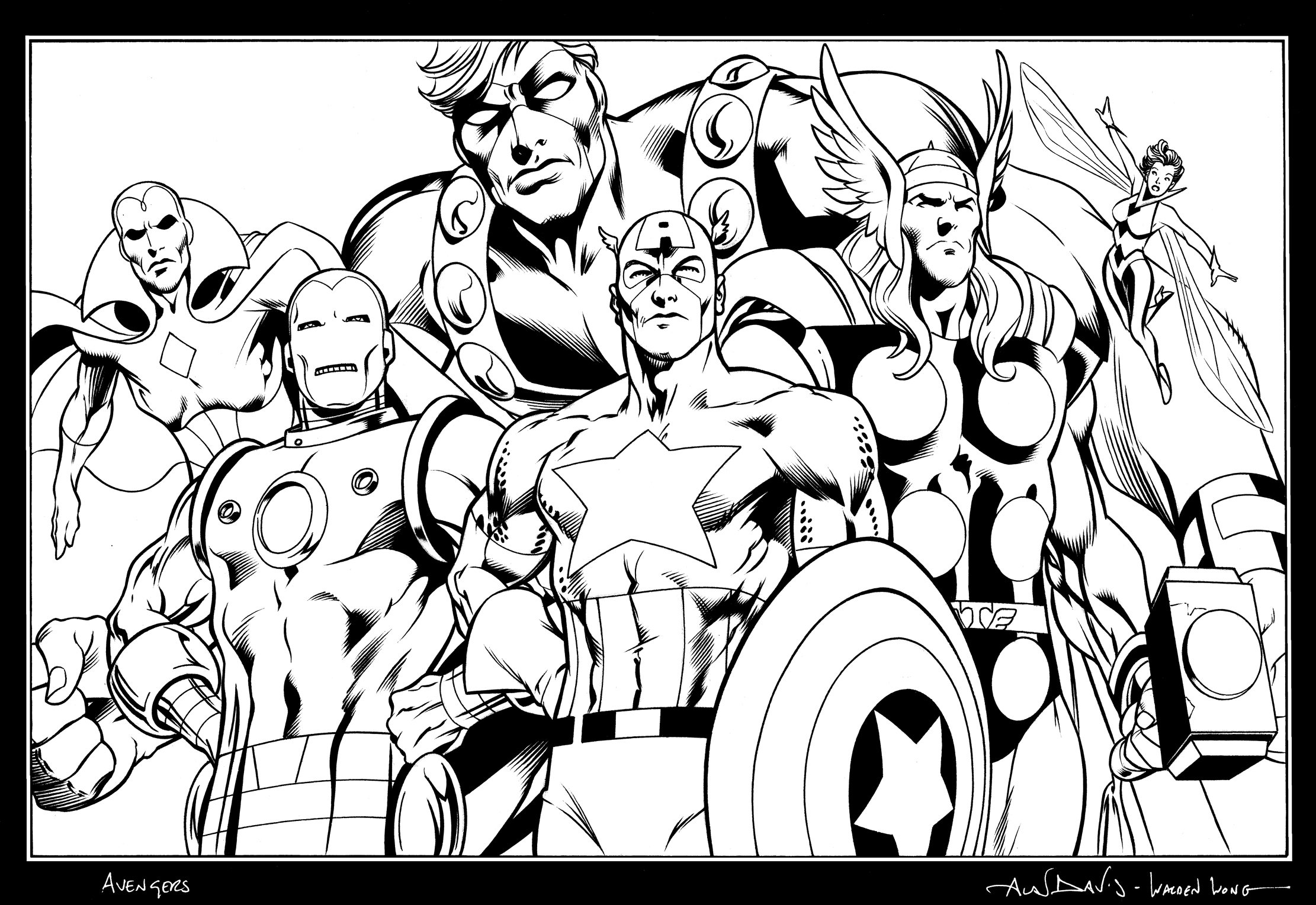 cute avengers coloring pages printable avengers coloring pages kids adults pdf coloring avengers cute pages