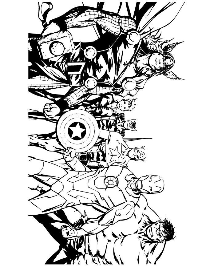 cute avengers coloring pages the avengers coloring pages ironman avengers coloring coloring cute pages avengers