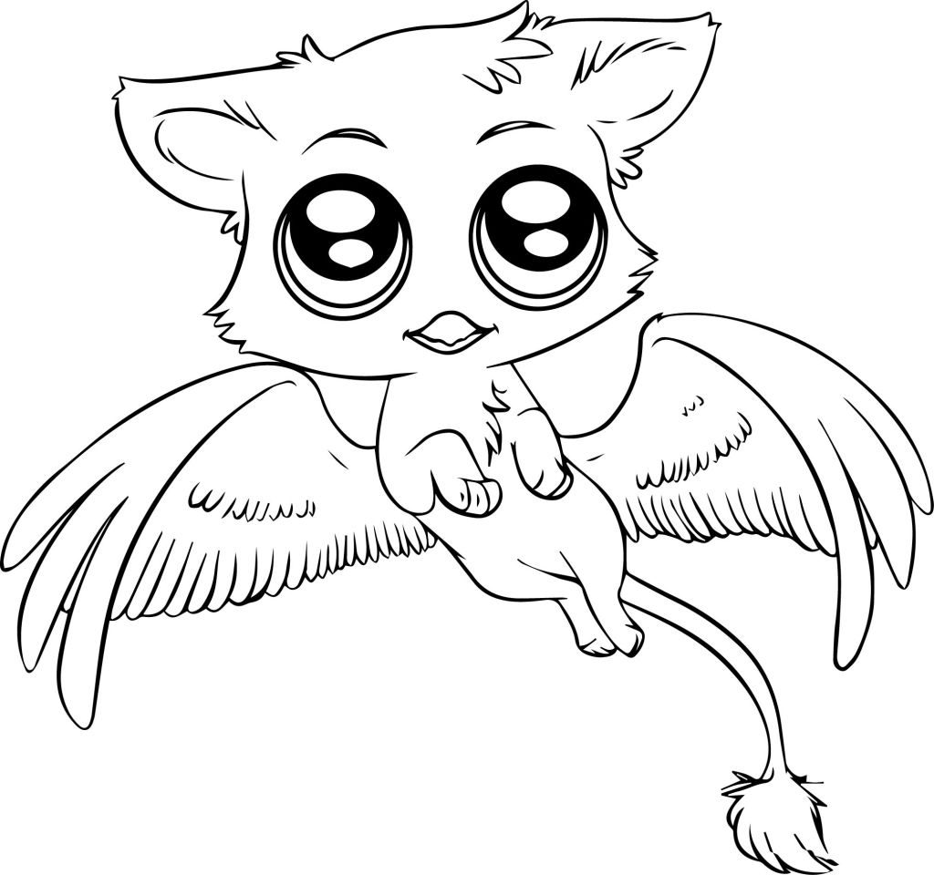 cute coloring pages of animals cute animal cat cartoon coloring pages with images of coloring cute pages animals