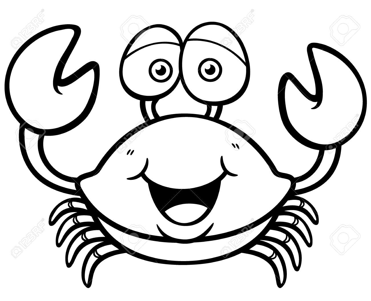cute crab coloring pages hermit crab coloring pages printable enjoy coloring coloring cute crab pages