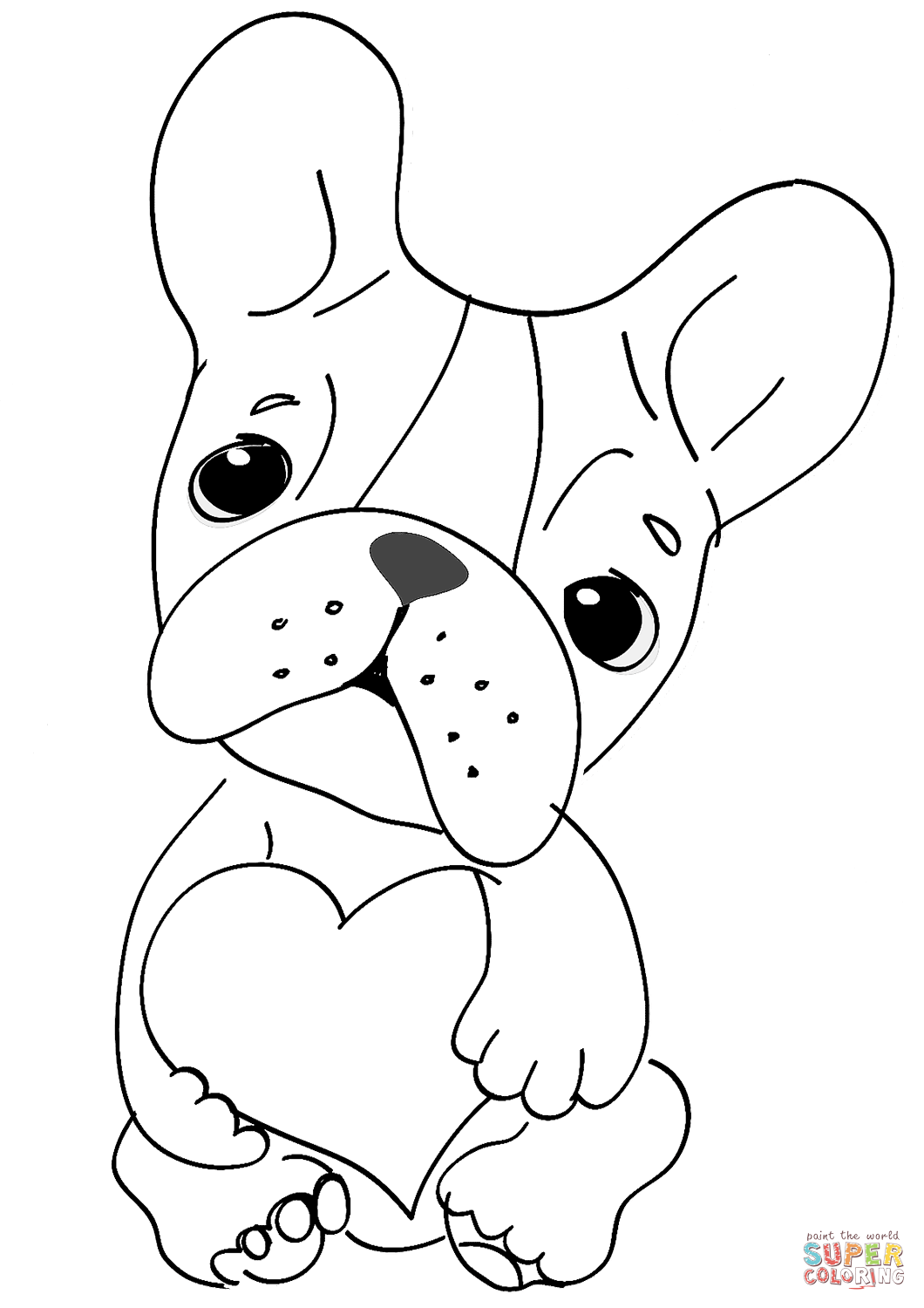 cute dogs coloring pages cute dog coloring pages to download and print for free coloring dogs cute pages