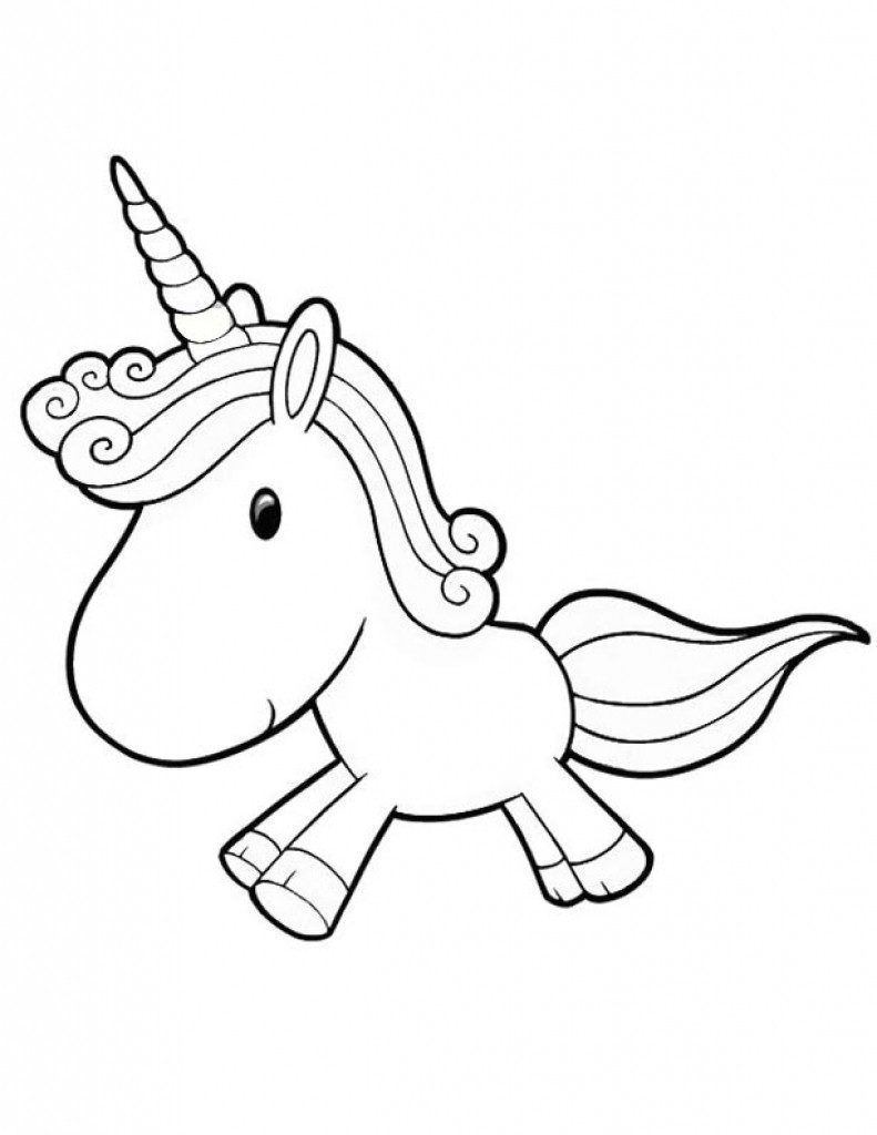 cute easy unicorn coloring pages special needs coloring pages learny kids cute coloring easy pages unicorn