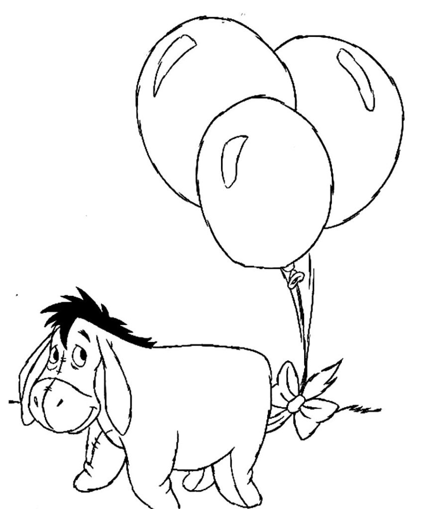 cute eeyore coloring pages disney39s eeyore coloring pages disneyclipscom eeyore cute coloring pages