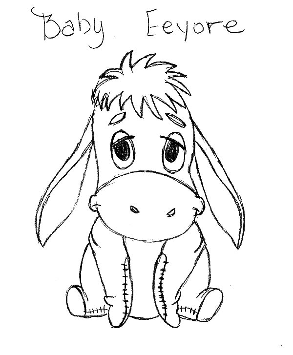 cute eeyore coloring pages eeyore coloring pages coloring pages to download and print cute coloring pages eeyore