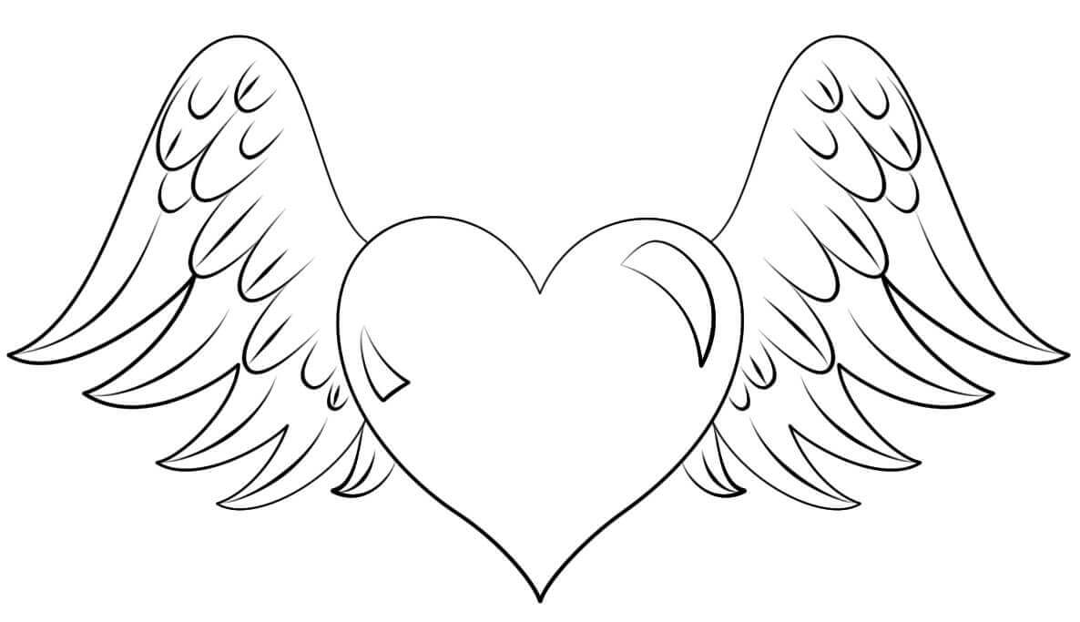 cute heart coloring pages heart coloring pages at getdrawings free download coloring pages cute heart