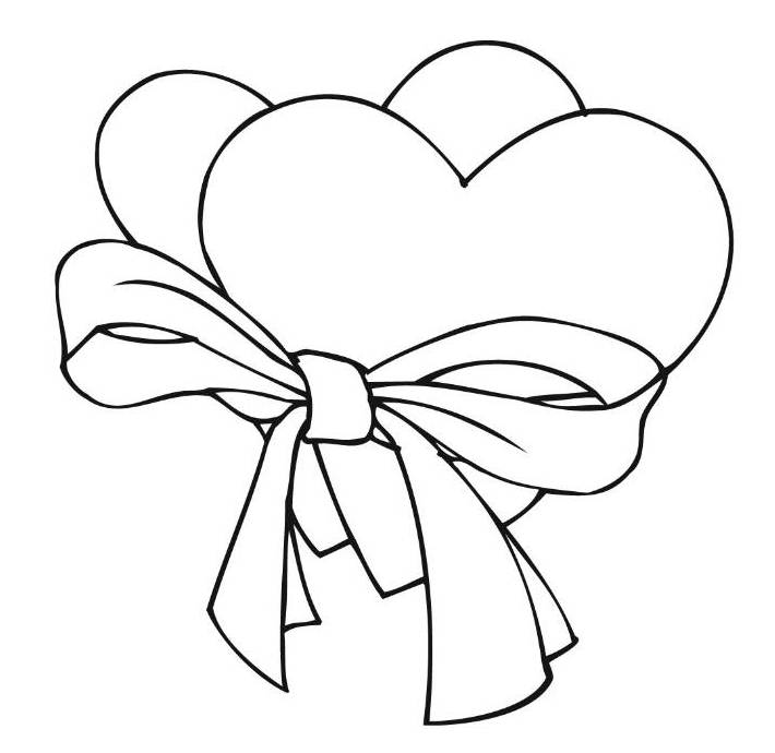 cute heart coloring pages heart coloring pages free download on clipartmag pages heart cute coloring