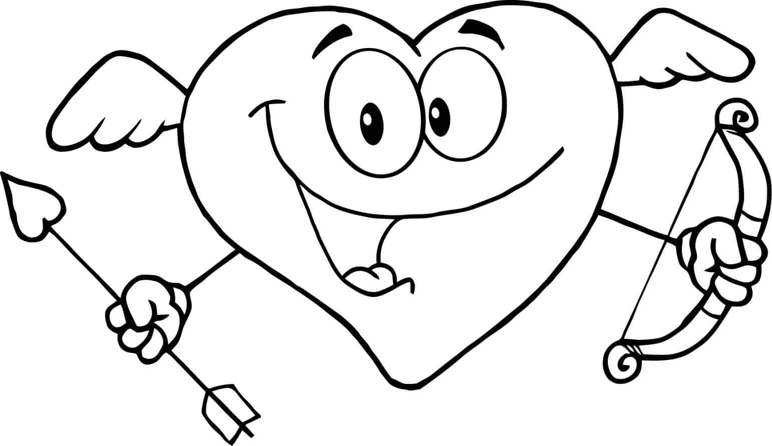 cute heart coloring pages heart coloring pages printable coloring home pages cute heart coloring
