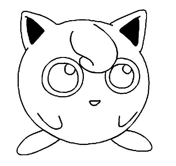 cute jigglypuff coloring pages awesome pokemon jigglypuff pokemon coloring pokemon coloring jigglypuff pages cute