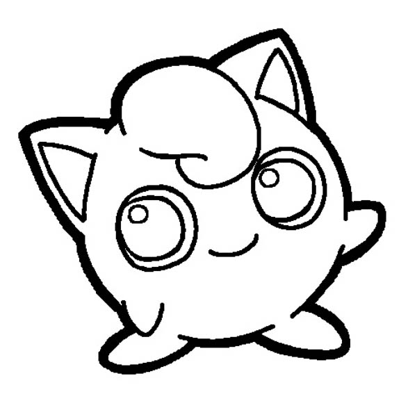 cute jigglypuff coloring pages pokemon jigglypuff coloring page pokemon jigglypuff jigglypuff coloring pages cute