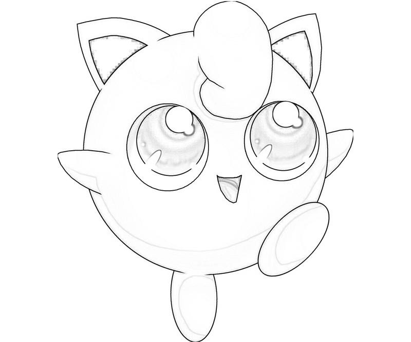 cute jigglypuff coloring pages pokemon jigglypuff coloring pages at getdrawings free pages coloring jigglypuff cute