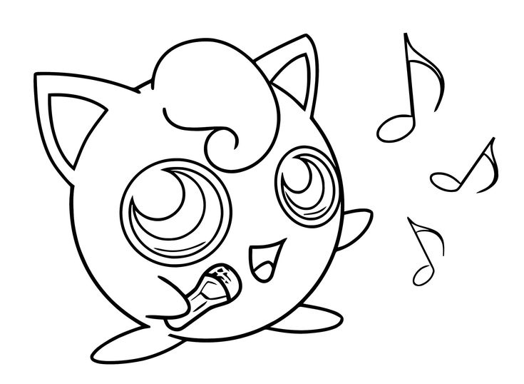 cute jigglypuff coloring pages pokemon jigglypuff singing coloring pages pokemon cute jigglypuff pages coloring