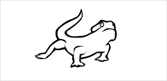 cute lizard coloring pages 20 lizard templates crafts colouring pages free lizard pages cute coloring