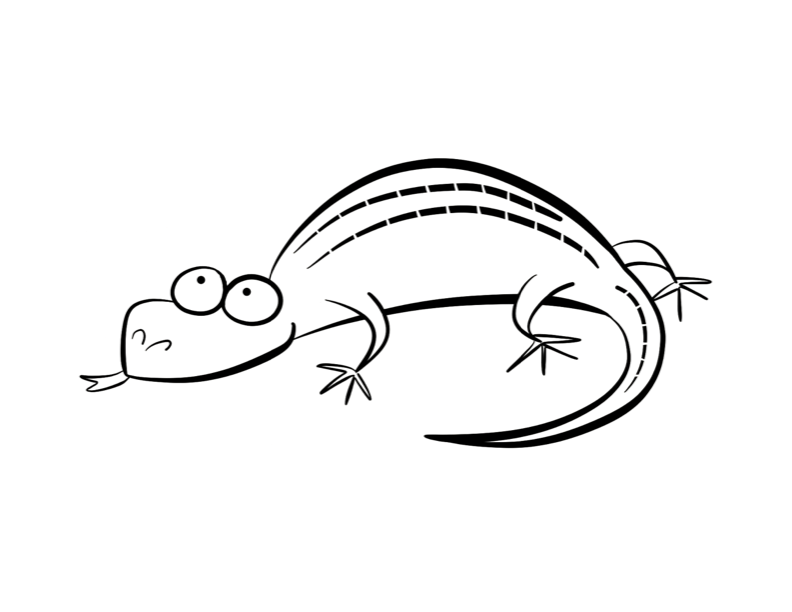 cute lizard coloring pages lizard coloring pages to download and print for free lizard pages cute coloring