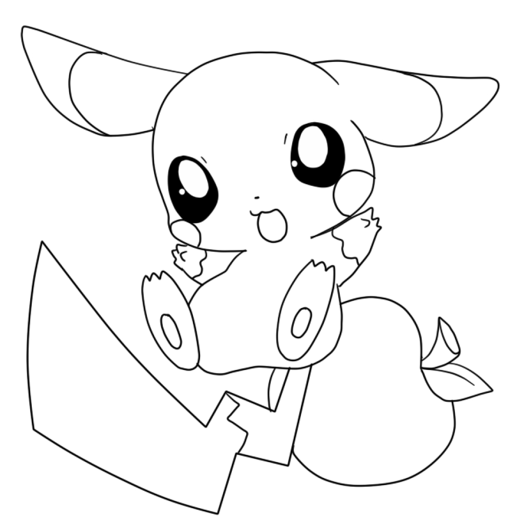 cute pokemon coloring pages cute pokemon pikachu s0e7f coloring pages printable for pokemon cute pages coloring