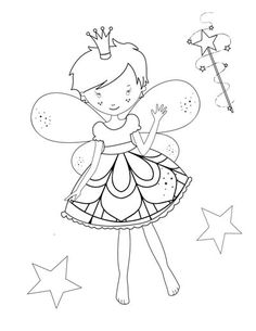 cute princess coloring pages cute fairy princess coloring page for girls click through coloring pages cute princess