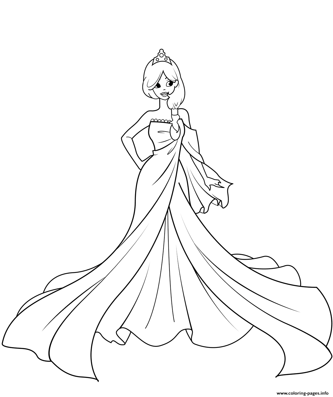 cute princess coloring pages cute princess for girls coloring pages printable cute princess pages coloring