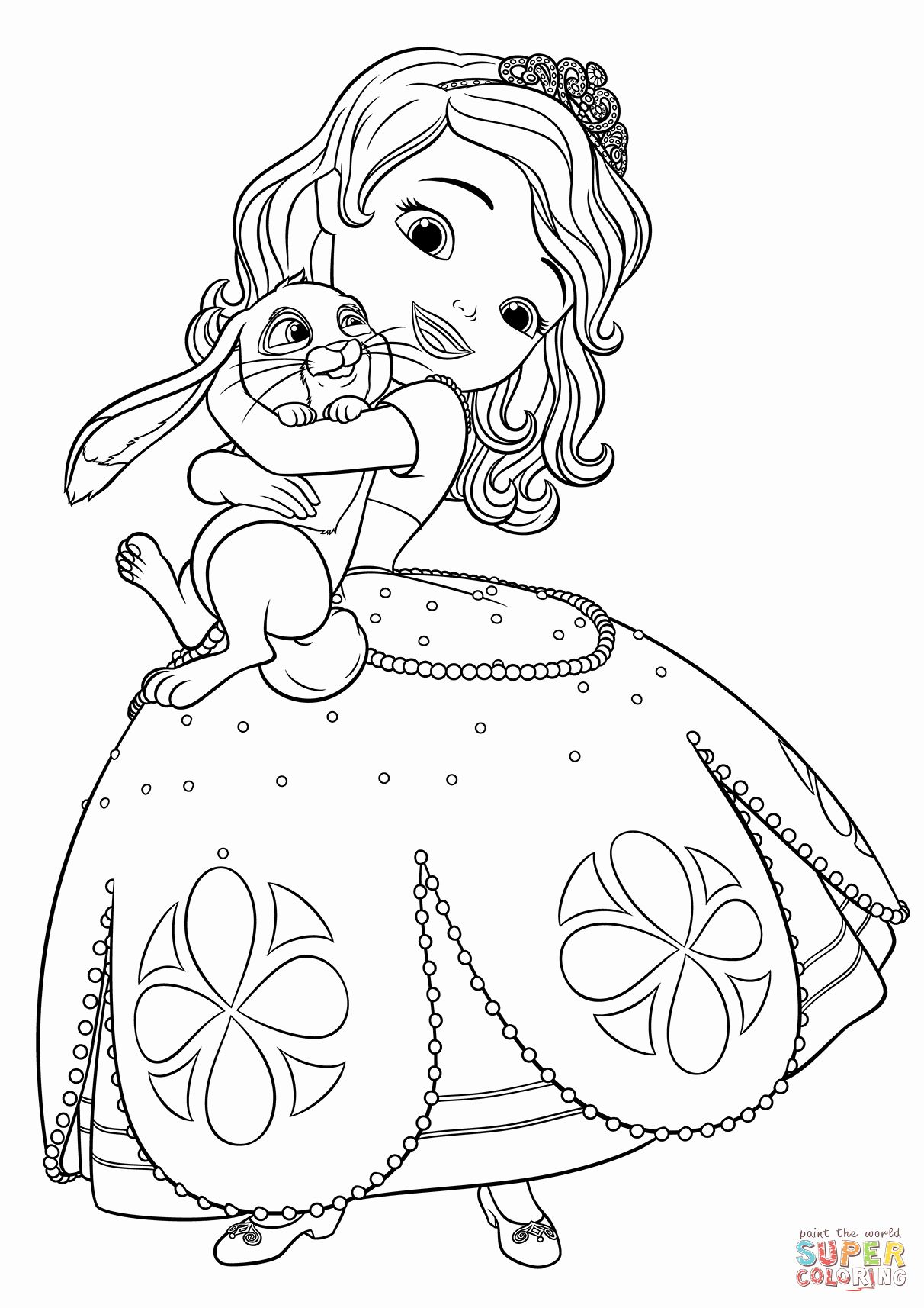 cute princess coloring pages cute tinkerbell on disney princesses coloring page kids princess cute coloring pages