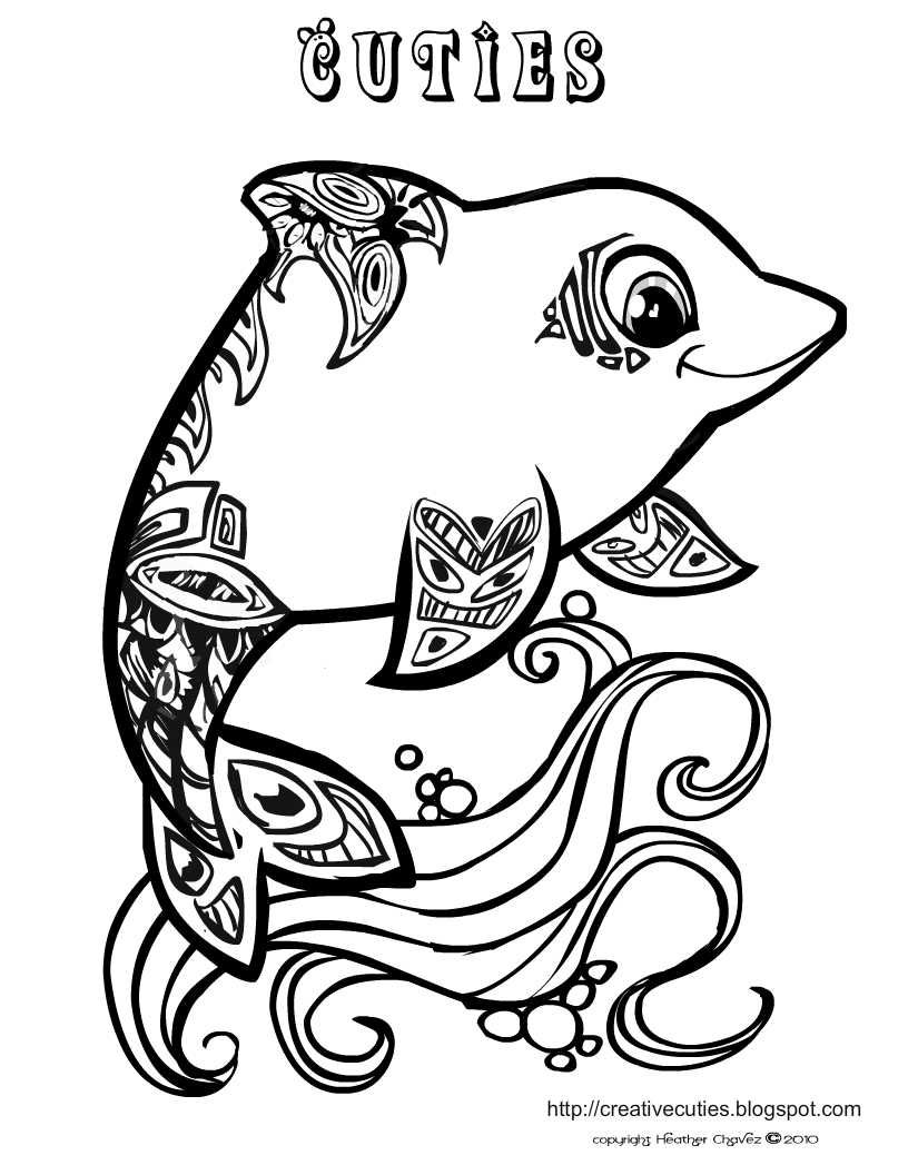 cute printable dolphin coloring pages cute dolphin jump colour drawing hd wallpaper dolphin pages cute printable dolphin coloring