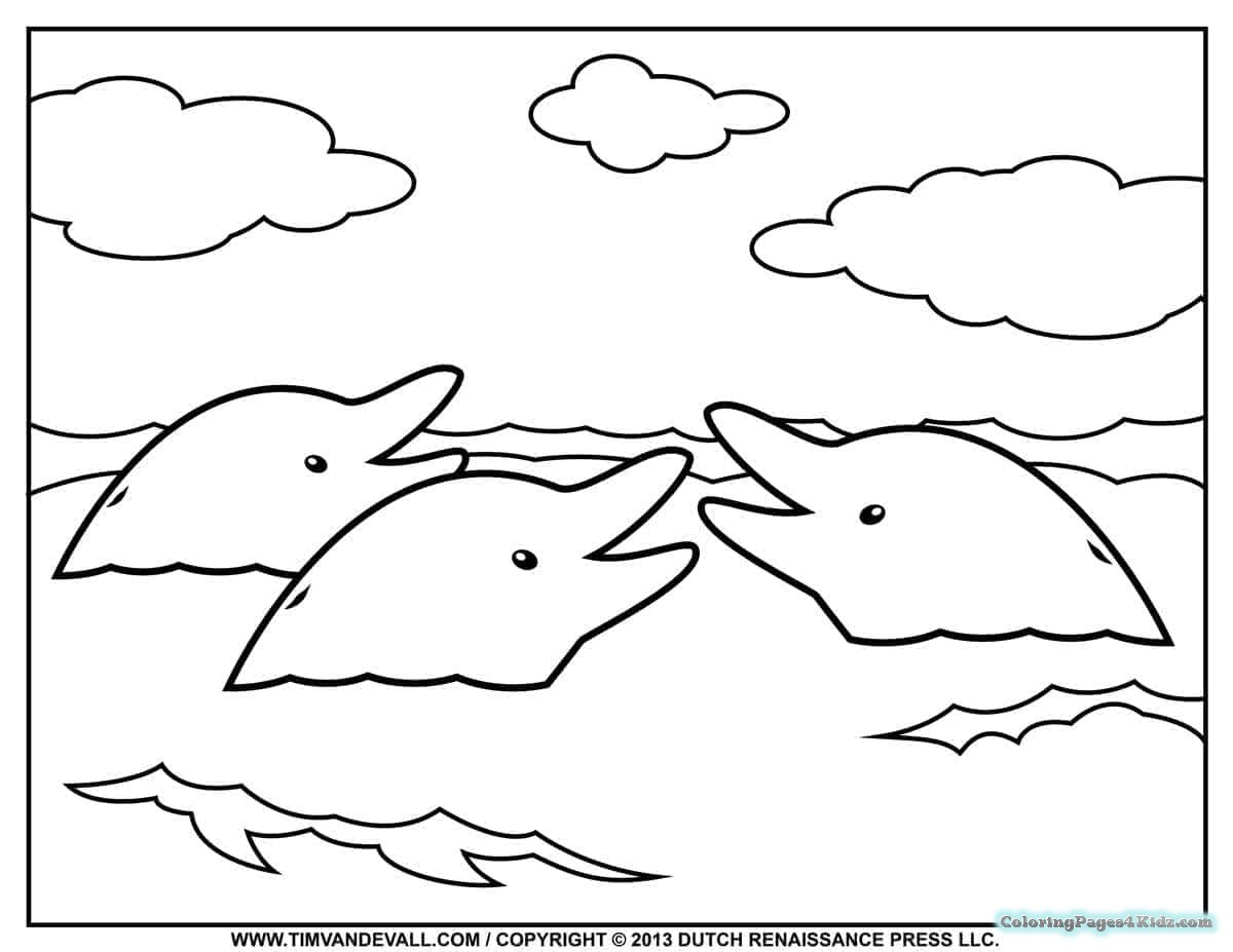 cute printable dolphin coloring pages dolphin coloring pages download and print for free coloring cute dolphin printable pages
