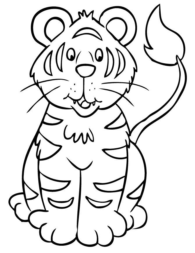cute tiger face coloring pages cat coloring pages free download on clipartmag cute coloring tiger face pages