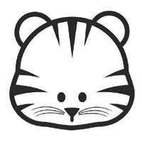 cute tiger face coloring pages tiger face coloring pages getcoloringpagescom cute face pages coloring tiger