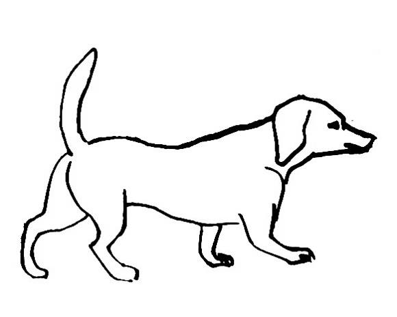 dachshund coloring pictures dog coloring pages coloring pictures dachshund
