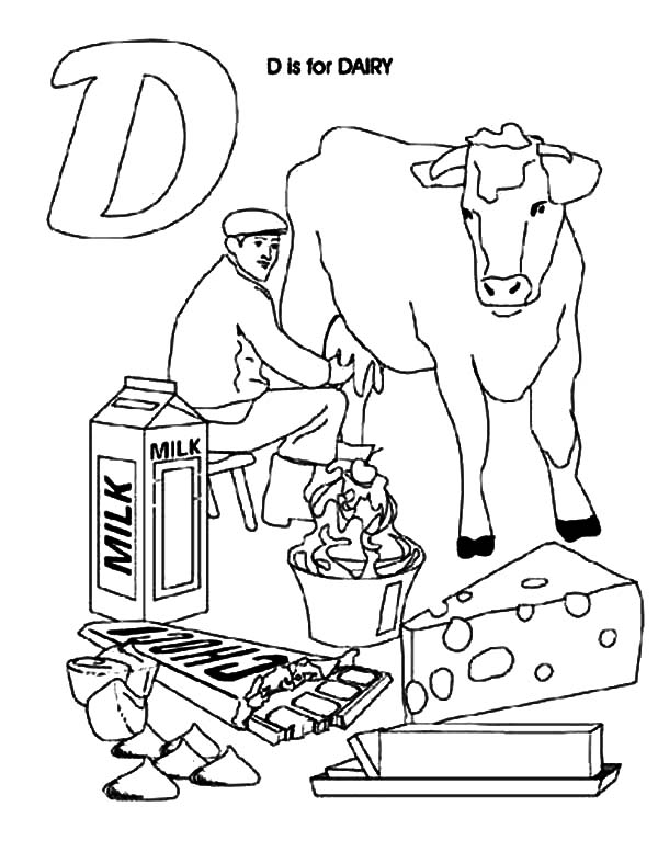dairy cow coloring pages healthy dairy cow coloring pages netart dairy pages coloring cow