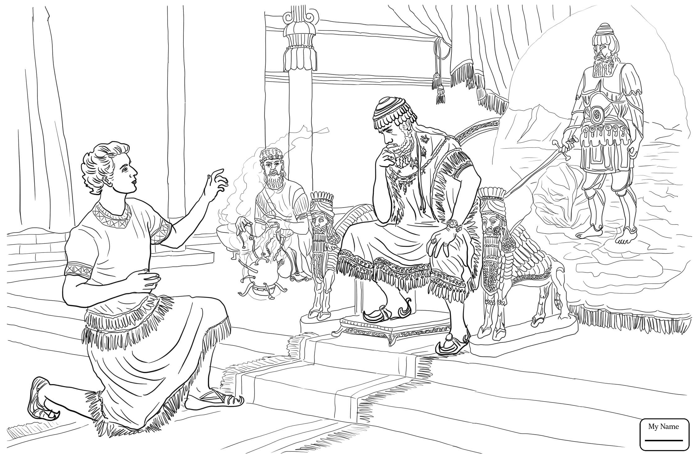 daniel and king nebuchadnezzar coloring pages king nebuchadnezzar and the three hebrew man coloring page nebuchadnezzar coloring king daniel pages and