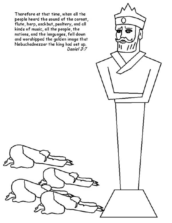 daniel and king nebuchadnezzar coloring pages king nebuchadnezzar39s dream activities printable nebuchadnezzar and daniel pages coloring king