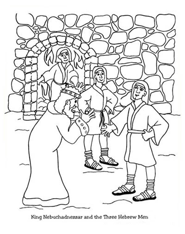 daniel and king nebuchadnezzar coloring pages profiles of faith daniel god is my judge united and nebuchadnezzar daniel coloring king pages