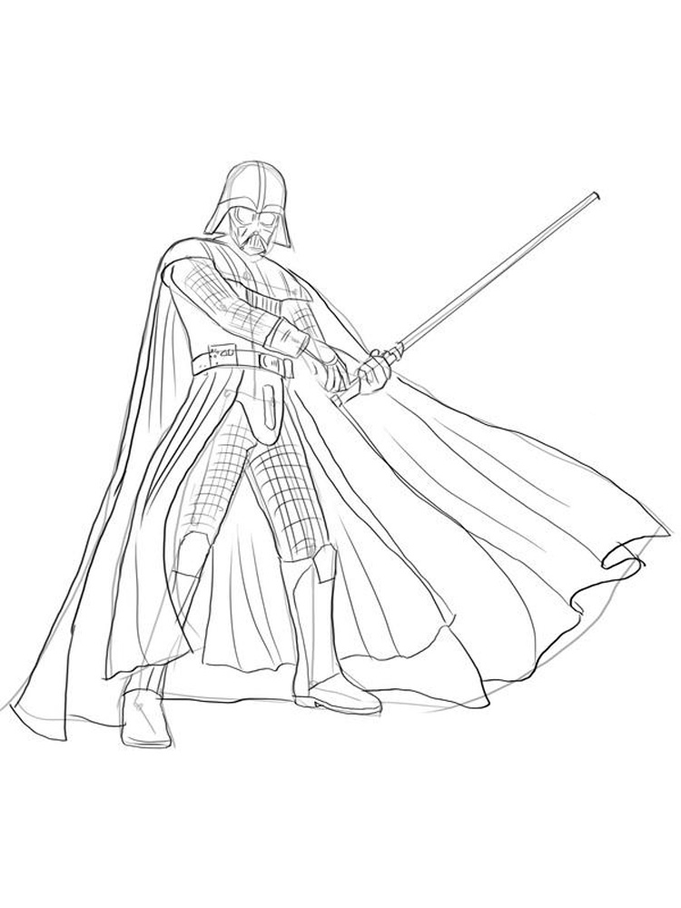 darth vader coloring pages darth vader coloring pages to download and print for free darth pages coloring vader 1 1