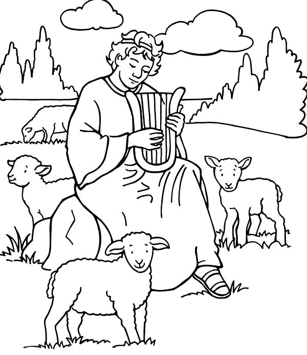 david coloring pages bible david and goliath bible app for kids story stones pages david coloring bible