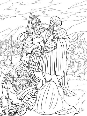 david coloring pages bible learn bible stories with a jealous king bible coloring pages david coloring bible