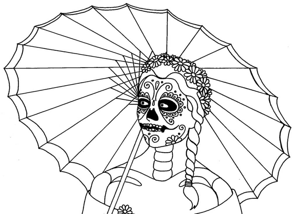 day of the dead coloring pages free cinco de mayo skull coloring pages hakume colors pages free dead of the day coloring