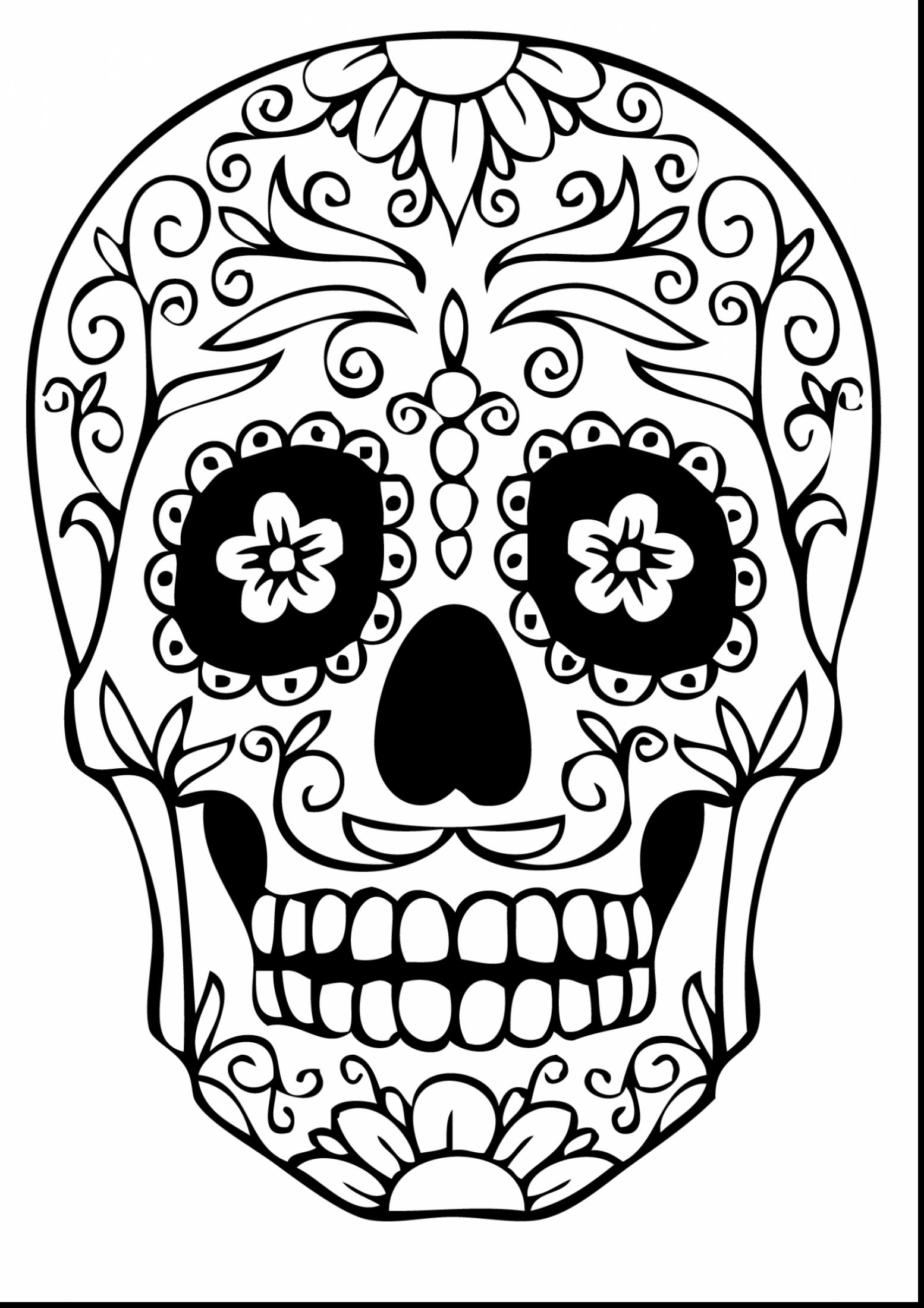 day of the dead coloring pages free dia de los muertos skulls coloring pages at getcolorings free coloring of the day dead pages