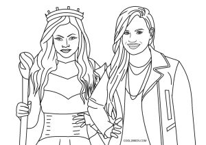 descendants 3 coloring pages free printable descendants coloring pages for kids 3 coloring descendants pages