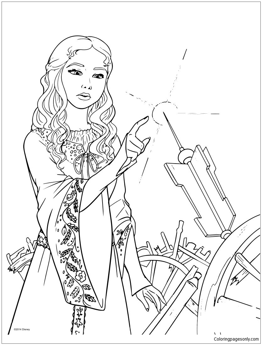 descendants coloring pages mal and evie evie descendants coloring pages at getcoloringscom free coloring and evie pages mal descendants