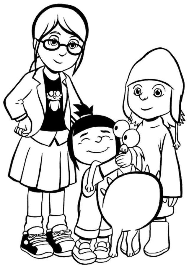 despicable me 3 coloring pages creative photo of despicable me 3 coloring pages minion coloring me despicable pages 3