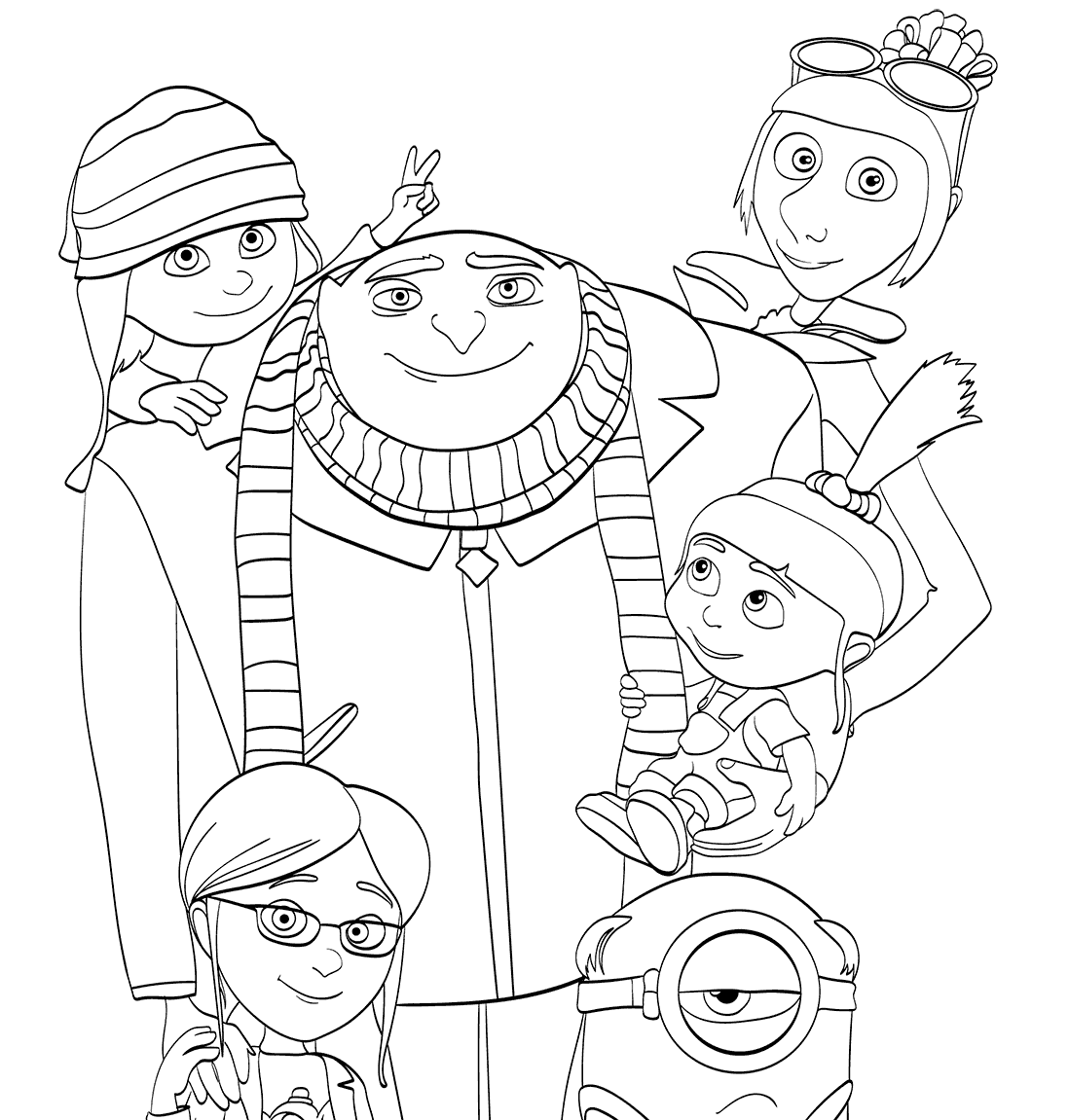 despicable me coloring pictures despicable me 3 coloring pages to download and print for free pictures despicable me coloring