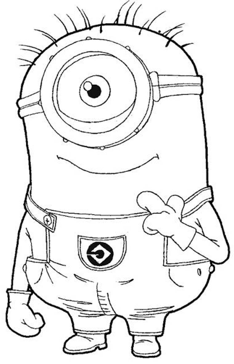 despicable me coloring pictures minions ecoloringpagecom printable coloring pages pictures me despicable coloring
