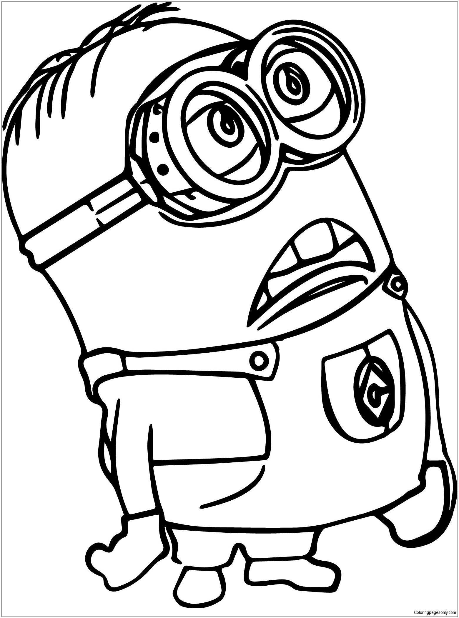 despicable me coloring pictures printable despicable me coloring pages for kids cool2bkids coloring pictures despicable me
